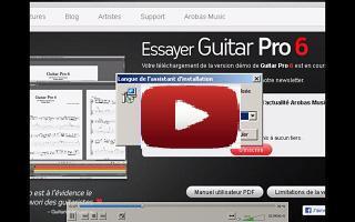 Essayer Guitar Pro 6
