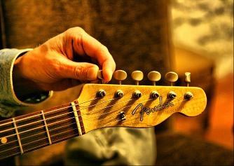 Test guitare domination