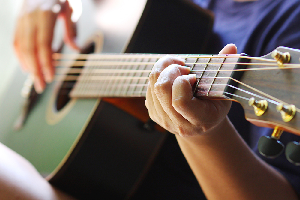 fingerstyle guitare