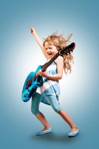 Choisir une guitare pour son enfant