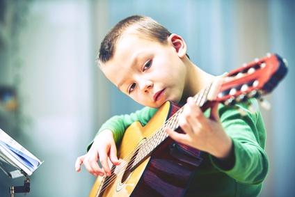 éviter les douleurs guitare