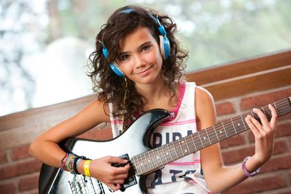 Arreter les bruits parasites a la guitare