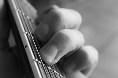 Accord de Do en guitare
