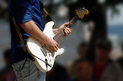Solo de guitare électrique