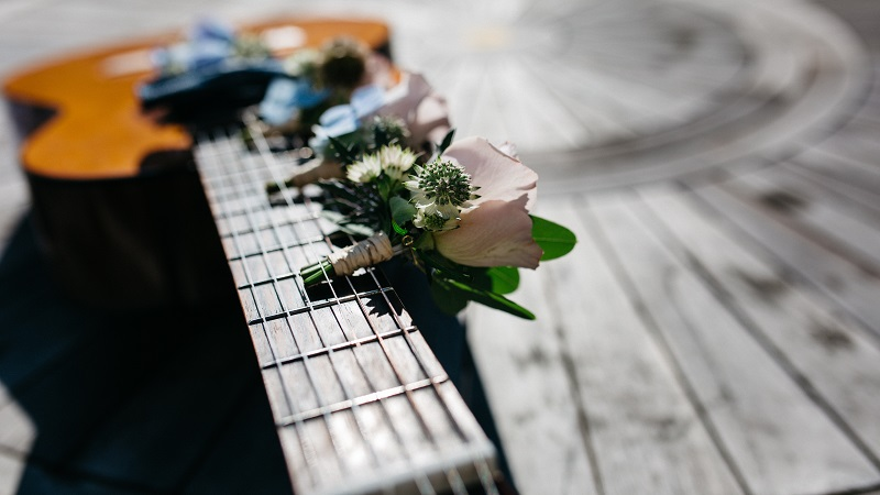 Conseil entretien guitare