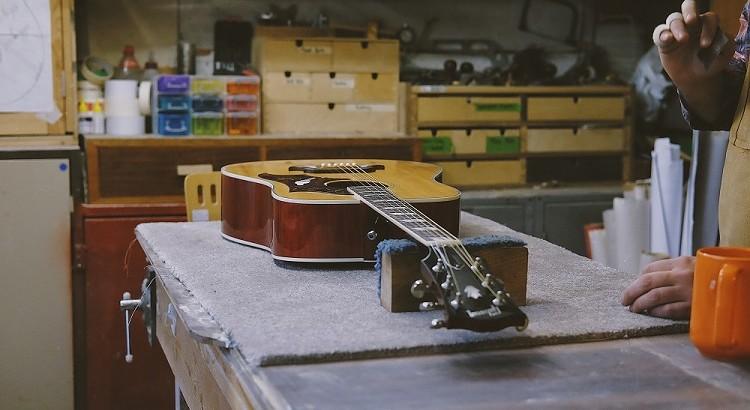 Conseil entretenir nettoyer guitare