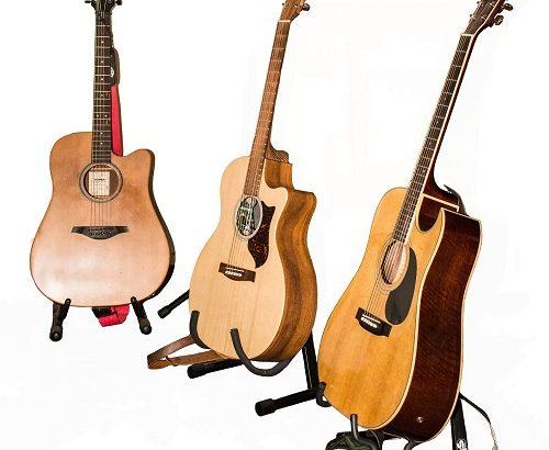 choisir mon type de guitare